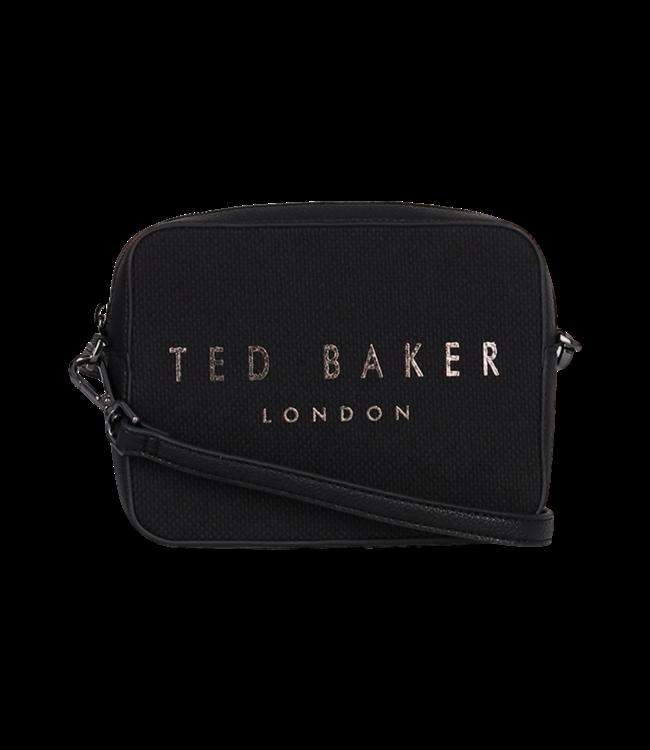 Ted Baker Joseyy Statement Camera Xbody Bag Jet Black