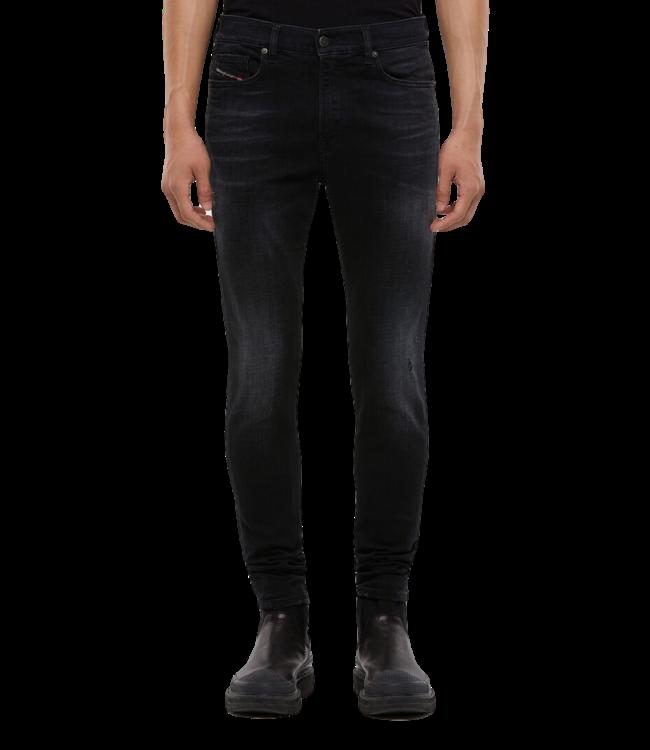 Diesel Jeans Amny Skinny Black