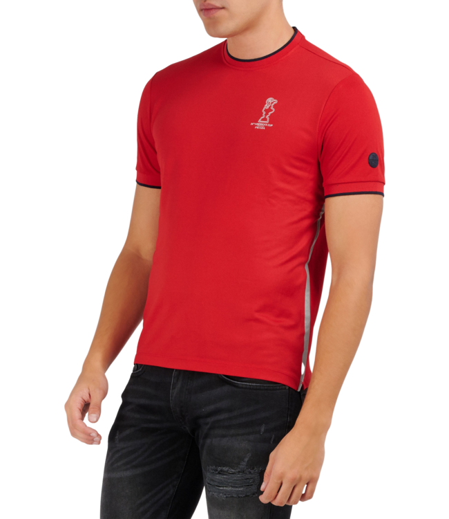 North Sails by Prada Winton T-shirt Red