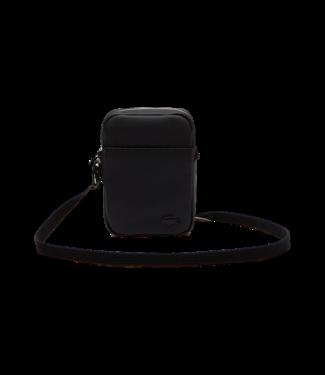 Lacoste Slim Vertical Camera Bag Black