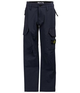 Stone Island Softshell Pants Navy Blue