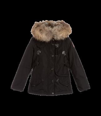 Doris Jacket Girl Black