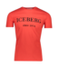 Iceberg T-shirt Orange