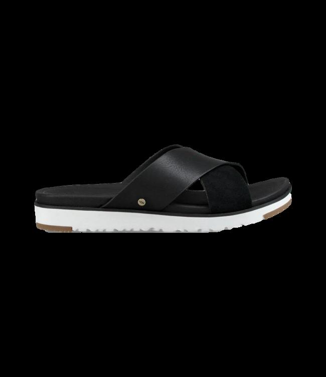 UGG Ugg Kari Slide Sandals Black
