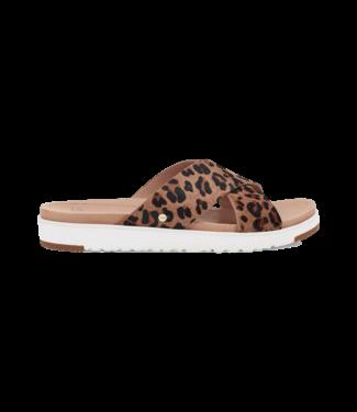 UGG Kari Slide Sandal Leopard