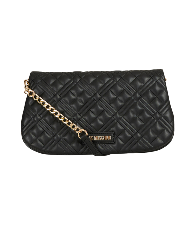 Love Moschino Bag Quilted Soft Pu Black