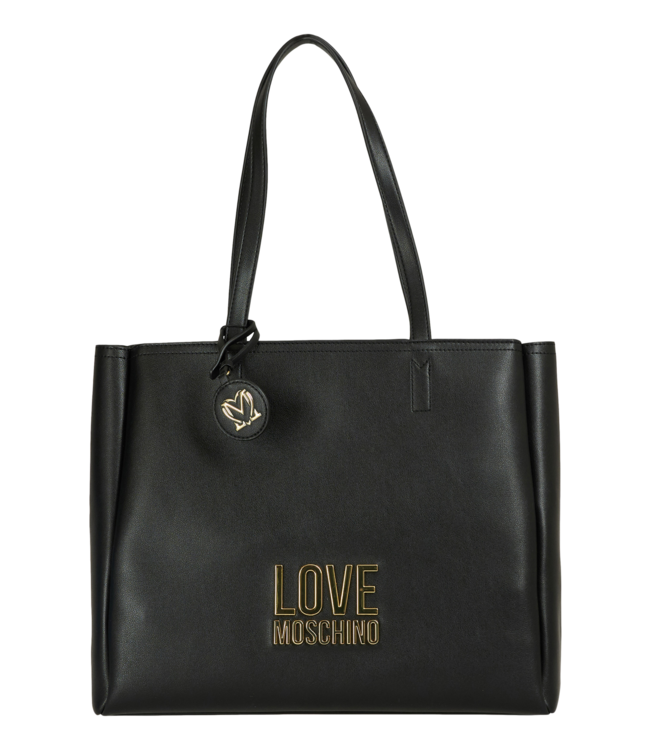 Love Moschino Bag Bonded Pu Black