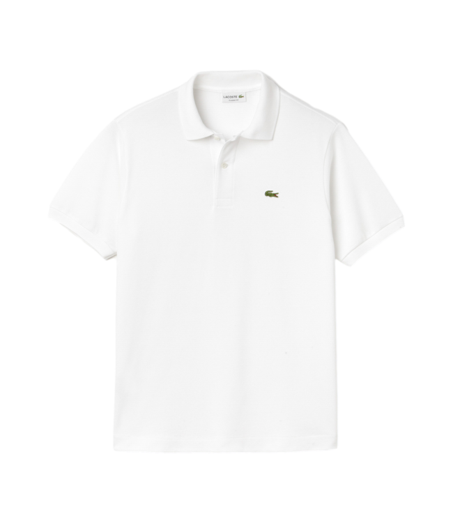 Lacoste Polo Classic Fit White