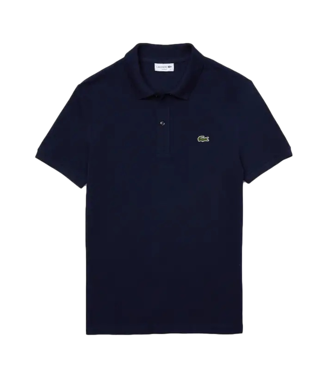 Lacoste Polo Shirt Slim Fit Navy Blue