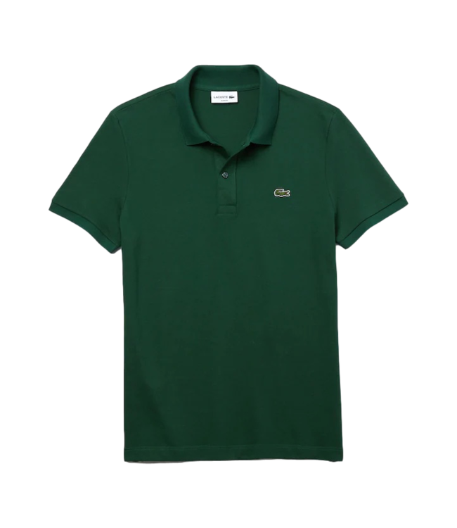Lacoste Polo Shirt Slim Fit Green