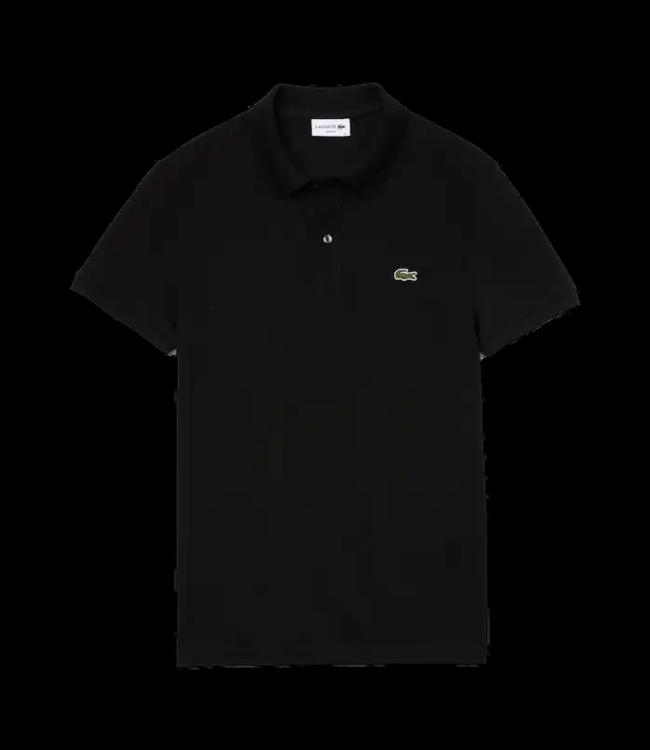 Lacoste Polo Shirt Slim Fit Black