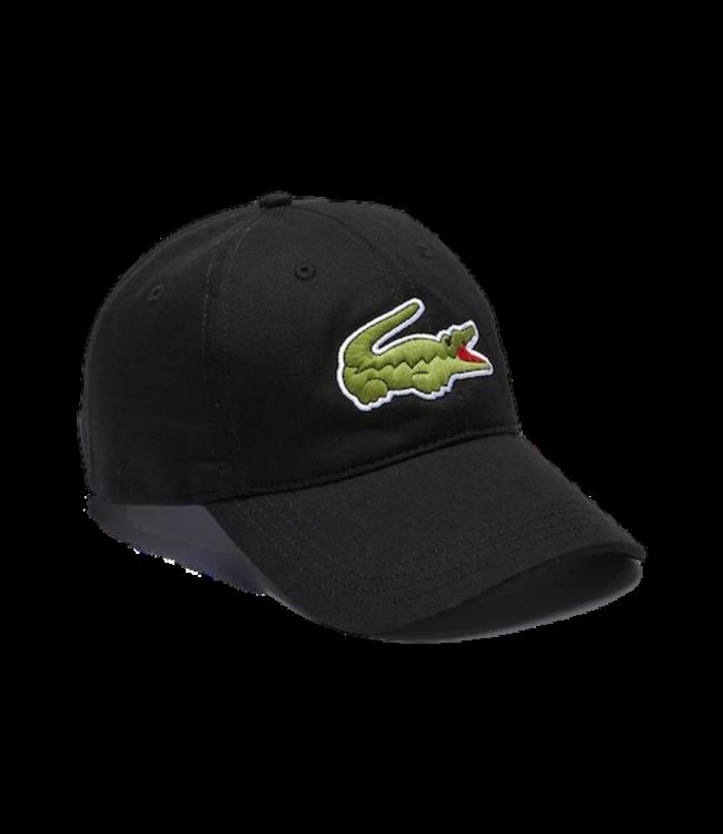 Lacoste Lacoste Cap Front Logo Black