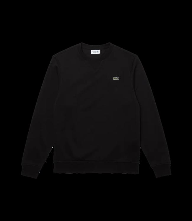 Lacoste Sweatshirt Basic Black