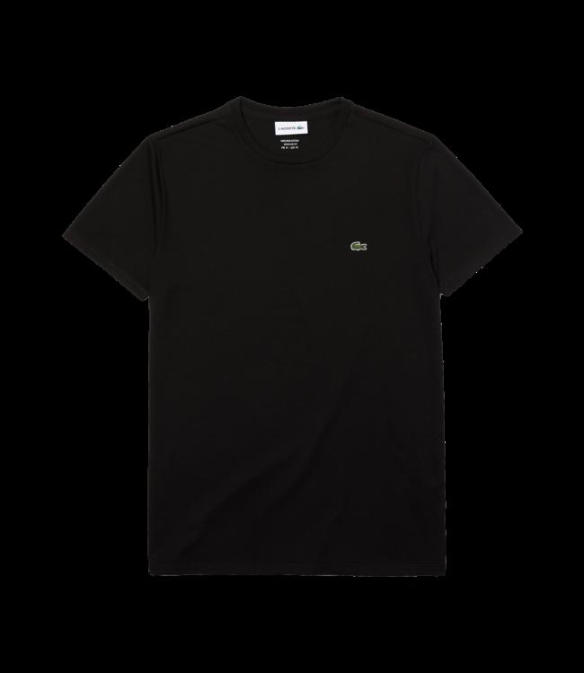 Lacoste T-Shirt Basic Logo Black
