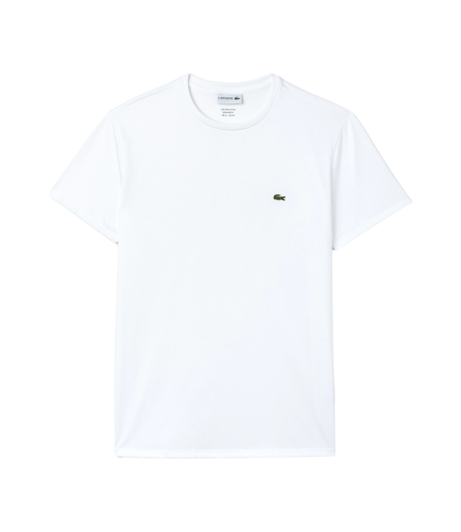Lacoste T-Shirt Basic Logo White