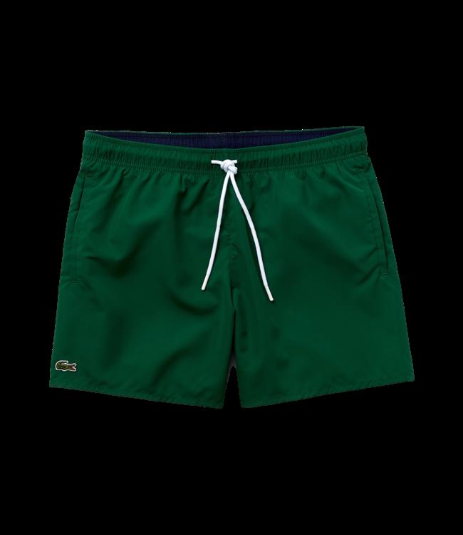 Lacoste Swim Shorts Quick Dry Green