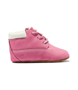Timberland Crib Boot Pink