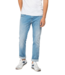 Replay Anbass Hyperflex X-L.I.T.E. Re-Used Slim Fit Jeans Light Blue