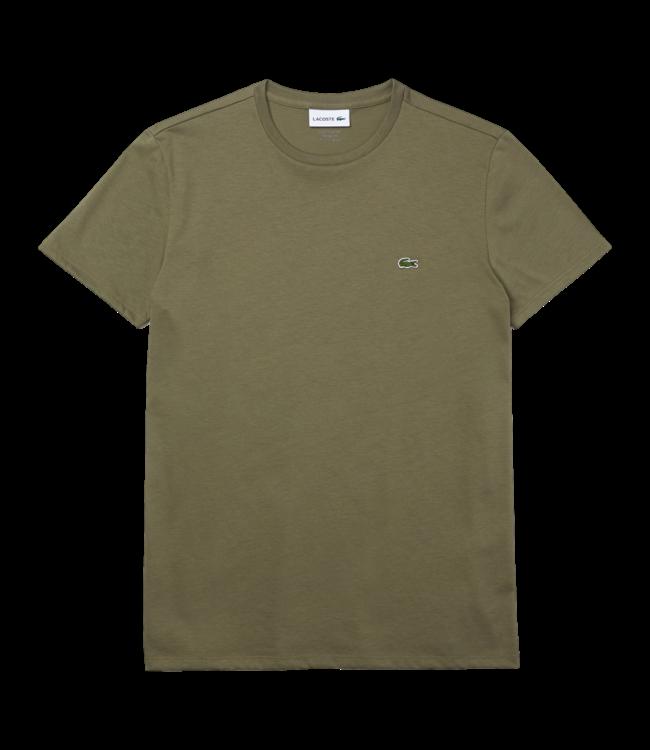 Lacoste T-Shirt Basic Logo Tank