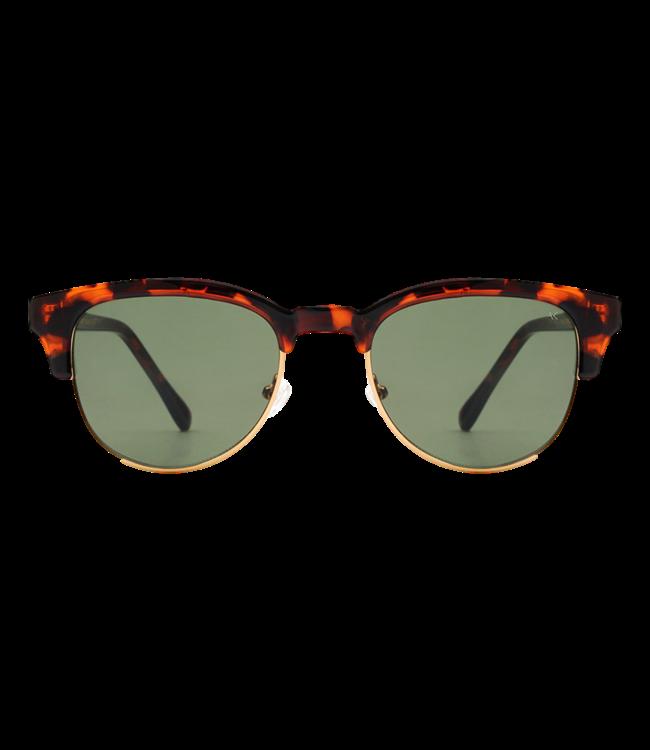 A. Kjaerbede Sunglasses Club Bate Demi Tortoise