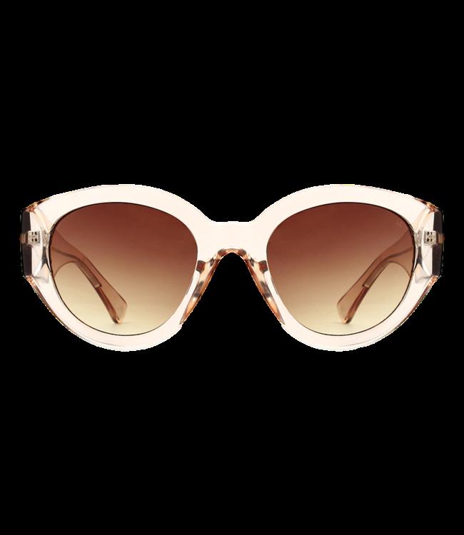 A.Kjaerbede Sunglasses Big Winnie Champagne