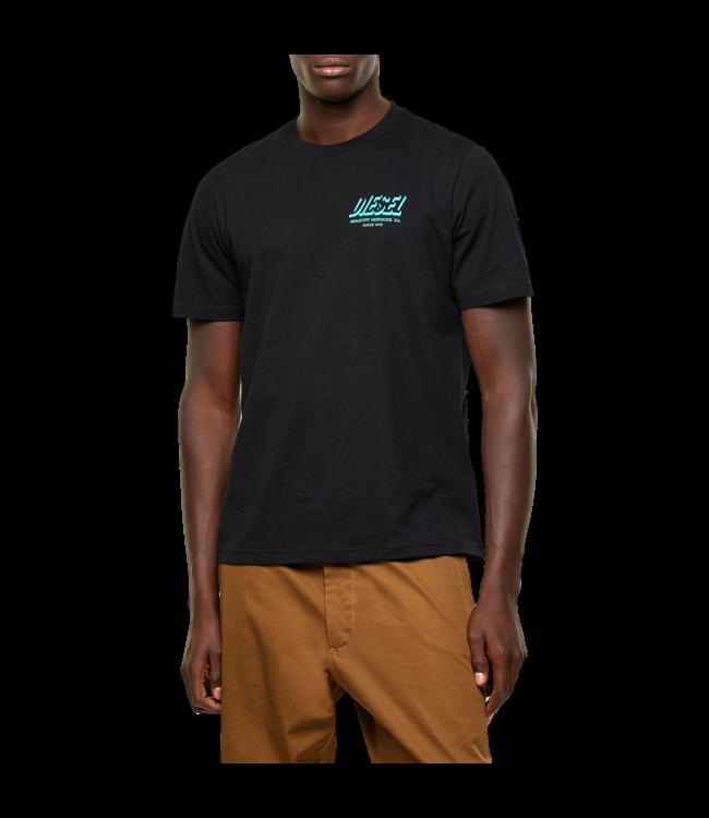 Diesel T-Shirt Just Black