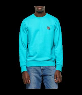 Diesel Sweater Girk Turquoise