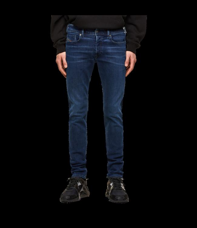 Diesel Jeans Sleenker Skinny Dark Blue