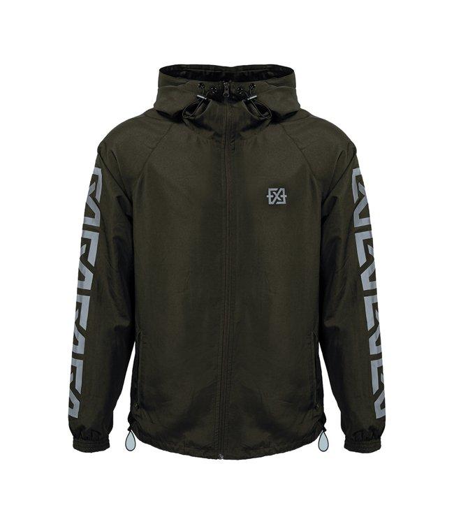 XPLCT Studios Reflector Jacket Army