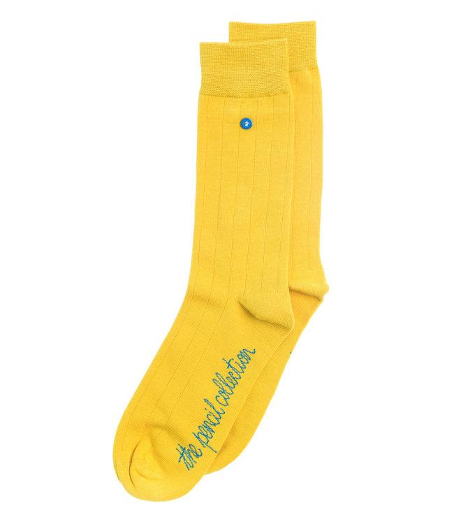 Alfredo Gonzales Socks Pencil Classic Mustard Yellow