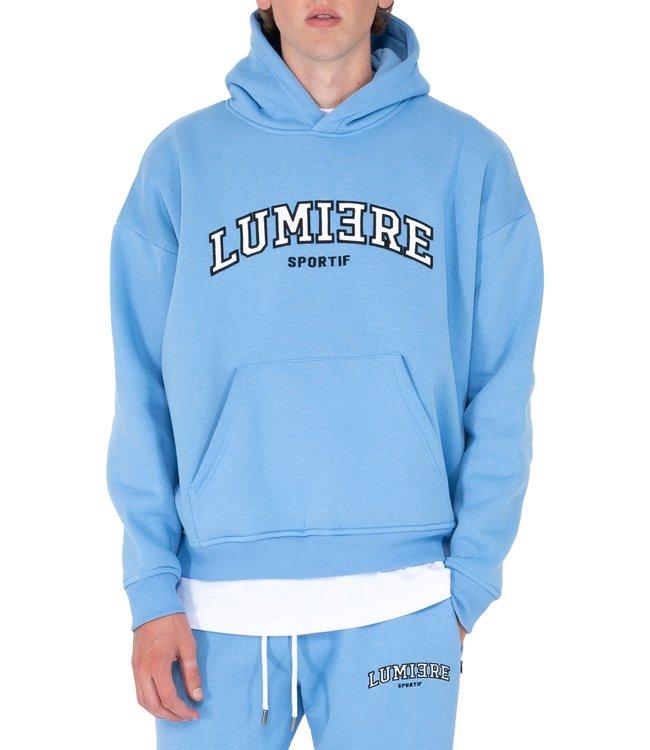 LUMI3RE Tracksuit Unisex Sportif Baby Blue