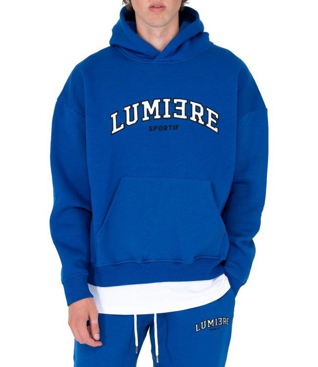 LUMI3RE Tracksuit Unisex Sportif Dark Blue