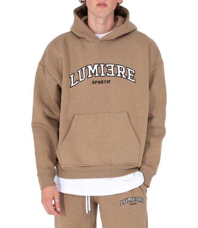 LUMI3RE Tracksuit Unisex Sportif Mocca