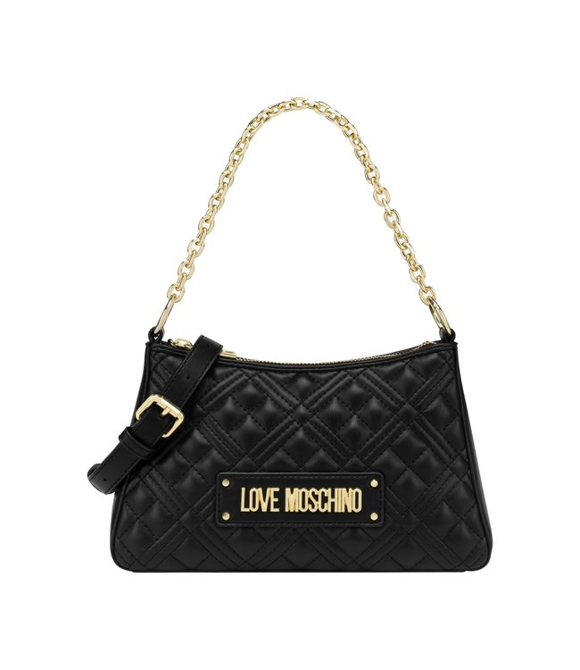 Love Moschino Shoulder Bag Quilted Black