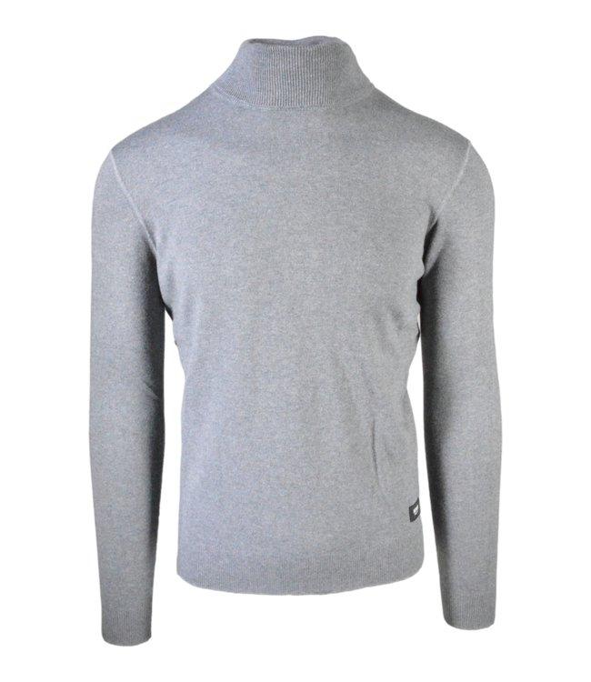 Replay Turtleneck Knitwear Grey