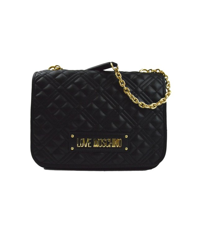Love Moschino Bag Quilted Black
