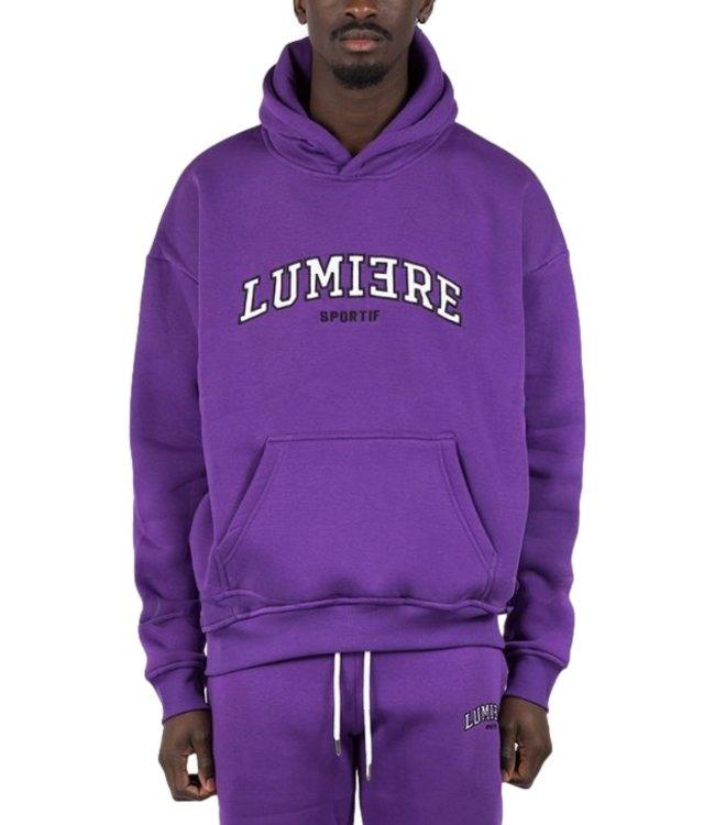 LUMI3RE  Unisex Sportif Purple