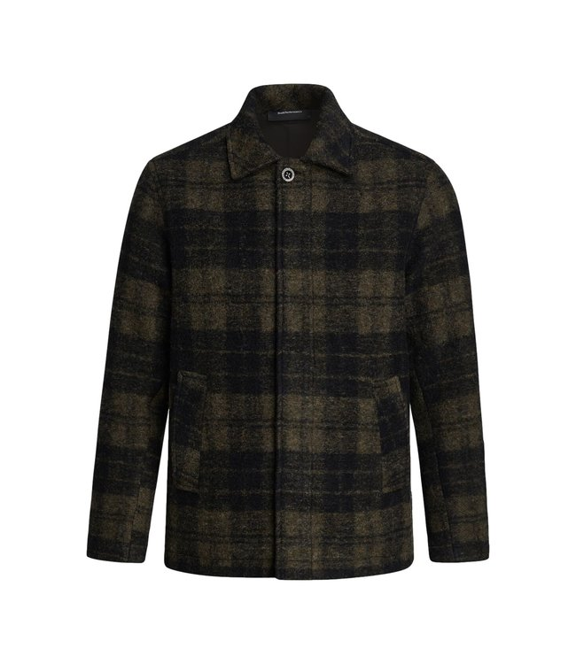 Peak Performance Wool Shirt Check