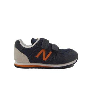 New Balance Kids Sneaker 520 Orange Blue
