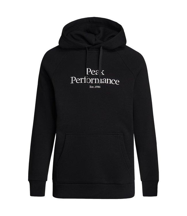 Peak Performance Original Hood Men Black