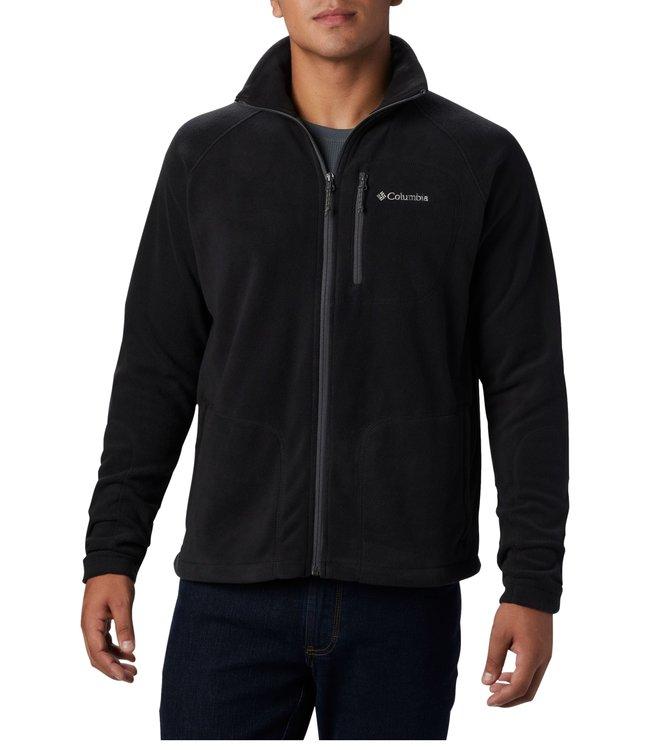 Columbia Fast Trek II Full Zip Fleece Jacket Black