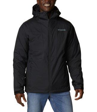 Columbia Wallowa Park Interchange Jacket Black
