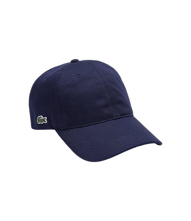 Lacoste Classic Cotton Cap Navy Blue