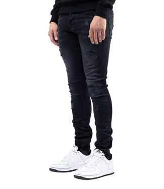 XPLCT Studios Montreal Jeans Black