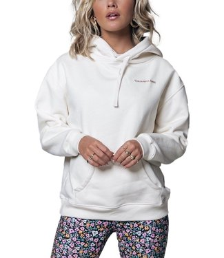 Colourful Rebel Desert Muse Oversized Hoodie Off White