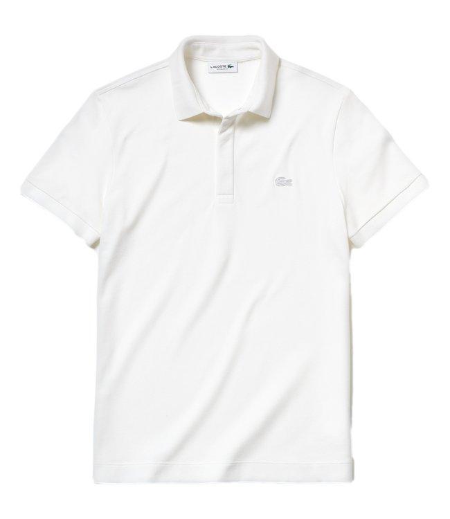 Lacoste Paris Polo Regular Fit White