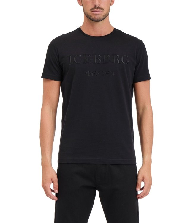 Iceberg T-shirt Black