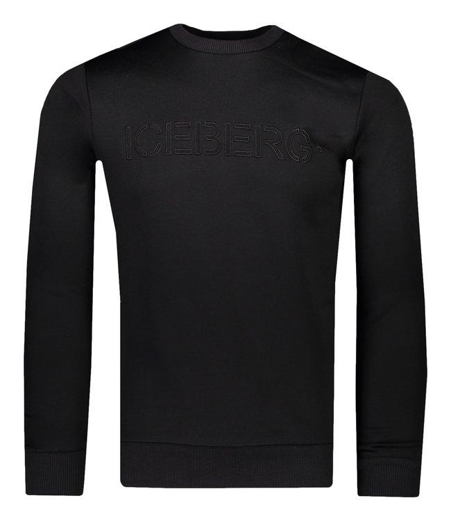 Iceberg Sweatshirt Black