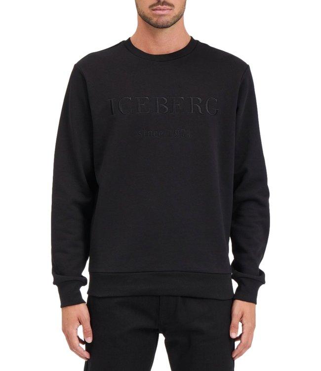 Iceberg Iceberg Sweater Black