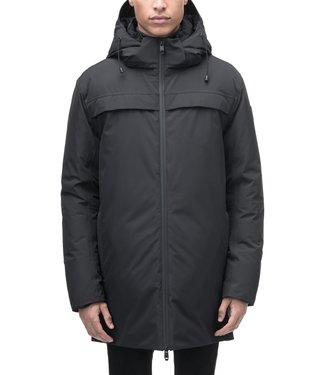 Nobis Atlas Men's Mid Length Jacket Black